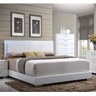 Templeman Upholstered Panel Bed Size: King