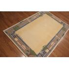 One-of-a-Kind Cornel Hand-Knotted Wool Vanilla Area Rug