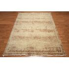 One-of-a-Kind Radford Hand-Knotted Wool Beige Area Rug