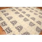 One-of-a-Kind Wyndemere Pile Hand-Knotted Wool Beige/Gray Area Rug