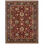One-of-a-Kind Mcdavid Hand-Knotted Wool Red/Blue Area Rug