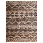St Catherine Hand-Knotted Brown/Beige Indoor/Outdoor Area Rug Rug Size: Rectangle 5' x 8'