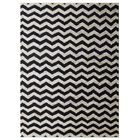 Ry Hand-Knotted Cream/Black Indoor/Outdoor Area Rug Rug Size: Rectangle 6' x 9'