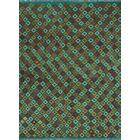 One-of-a-Kind Renita Kilim Hand-Woven Wool Blue Area Rug