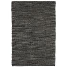 Sardis Hand-Woven Gray Indoor/Outdoor Area Rug Rug Size: Rectangle 7'6