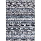 Paugh Premium Transitional Blue/Gray Area Rug Rug Size: Rectangle 6'7