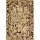 Mcdevitt Beautifully Vintage Red/Cream Area Rug Rug Size: Rectangle 9'2