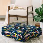 Sharon Turner Marrakech Square Floor Pillow