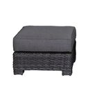 Donley Ottoman with Cushion