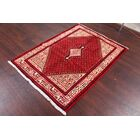 One-of-a-Kind Botemir Persian Hand-Knotted 3'7