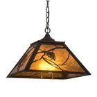 Wynsum Pines 2-Light Mini Pendant