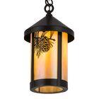 Wyona Winter Pine 1-Light Mini Pendant