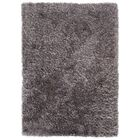 Luster Shag Charcoal Area Rug Rug Size: Rectangle 5' x 7'