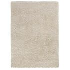 Ramhit Shag Ivory Area Rug Rug Size: Rectangle 7'6