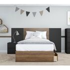 Mckean Platform 4 Piece Bedroom Set Size: Twin