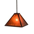 Yeates 1-Light Mini Pendant Size: 60