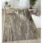 Lido Gray/Cream Indoor/Outdoor Area Rug Rug Size: Rectangle 9'3