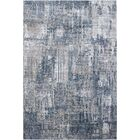 Meador Blue/Gray Area Rug Rug Size: Runner 2'2