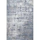 Meador Gray/Blue Area Rug Rug Size: Rectangle 5'3