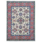 One-of-a-Kind Abbotsford Oriental Hand-Knotted Wool Beige Area Rug