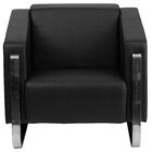 Tomica Leather Lounge Chair