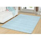 One-of-a-Kind Dacey Hand-Woven Blue Area Rug Rug Size: Rectangle 8' x 11'