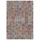 Greenwich Village Red/Blue Area Rug Rug Size: Rectangle 5' x 8'