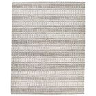 Dellaposta Hand-Woven Taupe Area Rug Rug Size: Rectangle 3'6