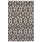 Reich Hand-Woven Navy Area Rug Rug Size: Rectangle 9'6
