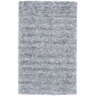 Pillsbury Hand-Woven Blue Area Rug Rug Size: Rectangle 9'6