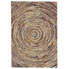 Gries Rust Area Rug Rug Size: Rectangle 8' x 11'