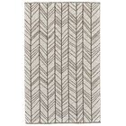 Evins Hand-Woven Sand Area Rug Rug Size: Rectangle 8' x 10'