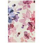Fedna Pink/Purple Area Rug Rug Size: Rectangle 8' x 10'