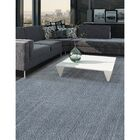 Rangel Gray Area Rug Rug Size: Rectangle 9' 10