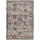 Vermillion Gray Area Rug Rug Size: Rectangle 9' x 13'