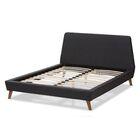 Albert Queen Upholstered Panel Bed