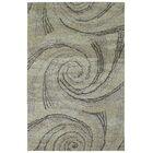 Cardi Hand-Tufted Wool Sand Area Rug Rug Size: Rectangle 4' x 6'