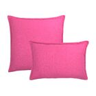 Frisco 2 Piece Accent Pillow Set Color: Pink
