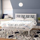 Smidt Platform Bed Size: Queen