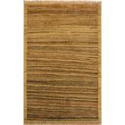 One-of-a-Kind Roeder Hand-Knotted Wool Tan/Green Area Rug