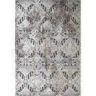 Pierre Power Loom Gray Area Rug Rug Size: Rectangle 8' x 10'