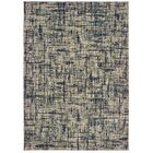 Mitcham Distressed Etchings Gray Area Rug Rug Size: Rectangle 3'10