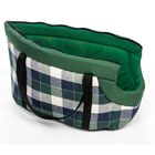 Hasley Pet Carrier Color: Green
