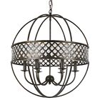 Catchings 6-Light Globe Chandelier