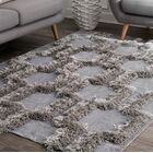 Fenster Gray Area Rug Rug Size: Rectangle 5' x 8'