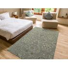Romarin Hand-Tufted Wool Mushroom Area Rug Rug Size: Rectangle 9' x 12'