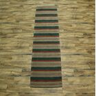 Seidman Oriental Hand-Tufted Wool Green/Red Area Rug