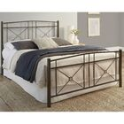 Greenview Full/Double Panel Bed Size: Queen