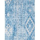 Bearden Blue Area Rug Rug Size: Rectangle 9' x 12'