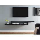 Ascend Wall Mounted TV Stand Width of TV Stand: 72